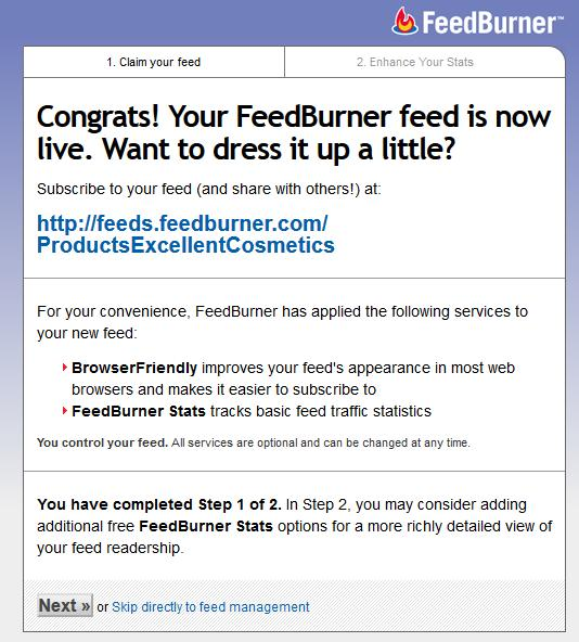 Woocommerce product feed for updates is ready now.